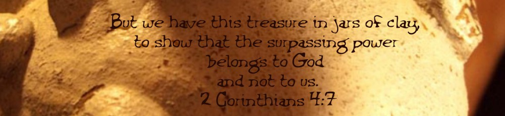 Treasure in Jars of Clay