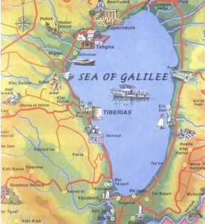 Sea of Galilee 2