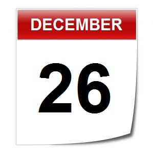 Dec 26