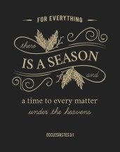 Ecclesiastess 3 B