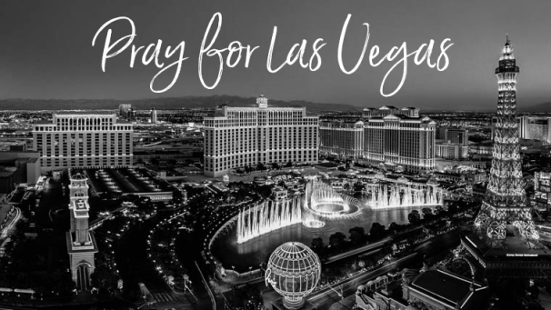 Pray for Los Vegas
