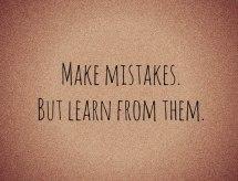 Mistake 2