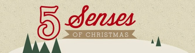 FIve senses Christmas