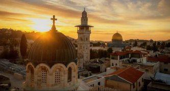Holy Land 2019